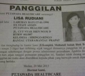 Lisa Rudiani 6
