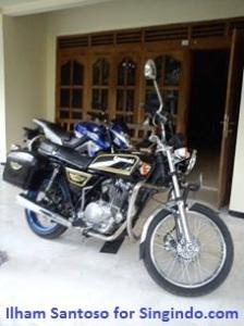 Kawasaki KZ200 3