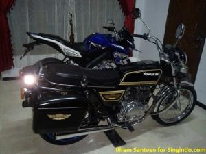 Kawasaki KZ200 6