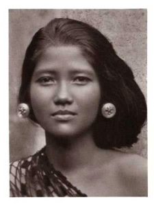 A Balinese Woman - 1930