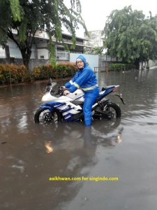 Banjir Jakarta 23 Jan 2015 1