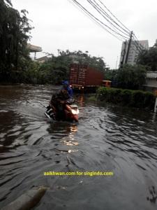 Banjir Jakarta 23 Jan 2015 2