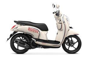New Honda Scoopy-FI