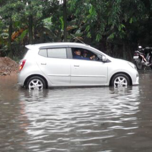 Banjir Jakarta 23 Jan 2015