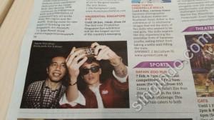 Justin Bieber dan Jokowi