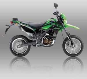 Kawasaki D-Tracker 150