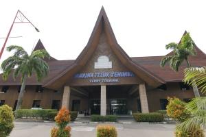 Telok Senimba Waterfront City Ferry Terminal