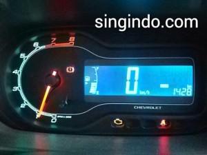 Speedometer Spin