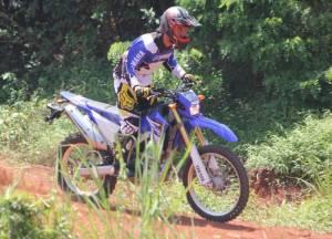 Yamaha WR250R 2
