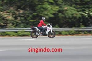 Bikers di Singapore
