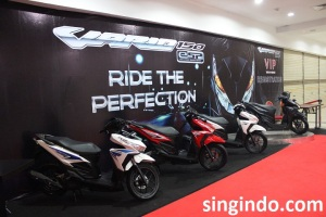 Launching Vario 150 eSP