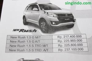 Toyota New Rush 6