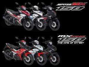 Yamaha MX King