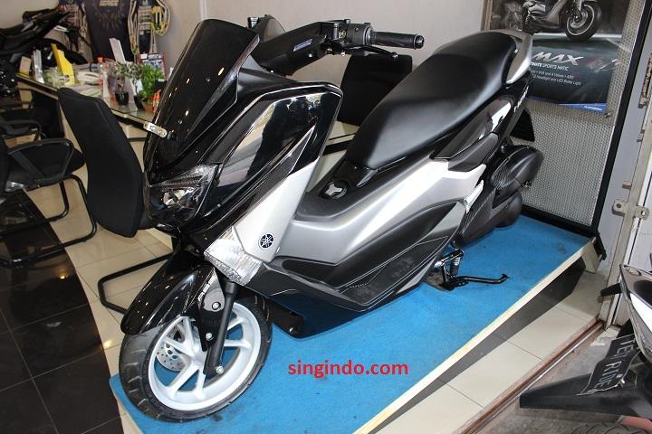 Yamaha Akan Merilis Skuter Sporty Nmax Non Abs Dengan Harga Rp 23 5