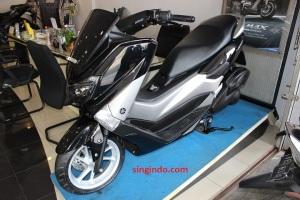 Yamaha NMAX 02