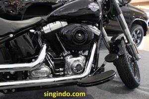 Harley Davidson Soft Tail Slim FLS 103 06