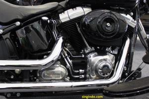 Harley Davidson Soft Tail Slim FLS 103 07