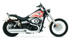 Harley-Davidson Wide Glide, JKT 574 jt, BTM 330 jt