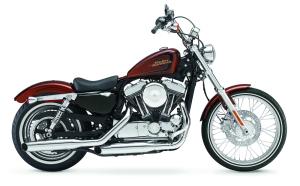 Harley-Davidson Sportater Seventy-Two, JKT 448 jt, BTM 285 jt