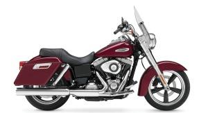 Harley-Davidson Switchback, JKT 637 jt, BTM 345 jt