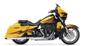 Harley-Davidson CVO Street Glide, JKT 1,2 m, BTM 620 jt