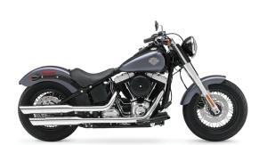Harley-Davidson Softail Slim, JKT 660 jt, BTM 370 jt