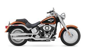Harley-Davidson Fat Boy, JKT 683 jt, BTM 385 jt