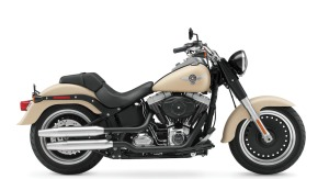 Harley-Davidson Fat Boy Lo, JKT 676 jt, BTM 390 jt