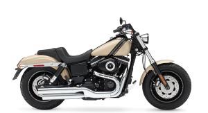 Harley-Davidson Fat Bob, JKT 618 jt, BTM 335 jt