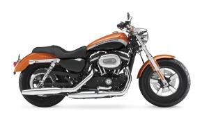Harley-Davidson 1200 Custom, JKT 445 jt, BTM 285 jt
