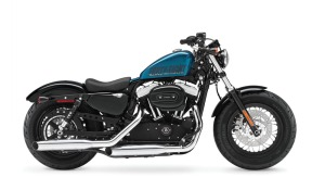 Harley-Davidson Sportster Forty-Eight, JKT 480 jt, BTM 280 jt