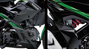Kawasaki New Athlete Pro Detail