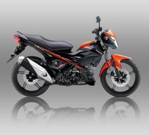 Kawasaki New Athlete Pro Orange