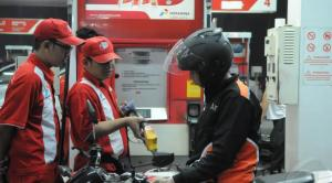 Lubang pengisian bensin