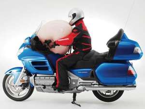 Motorcycle Airbag 4 Singindo
