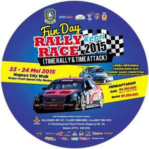 FDay Rally Race Kepri 2015