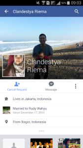 Clandestya Riema
