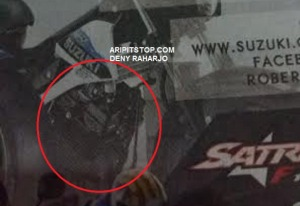 Suzuki Satria F150