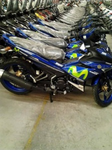 Jupiter MX King MotoGP Special Edition