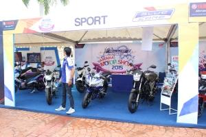 Yamaha Motor Show 2015 22