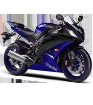 Yamaha YZF-R6, JKT 220 jt, BTM 200 jt