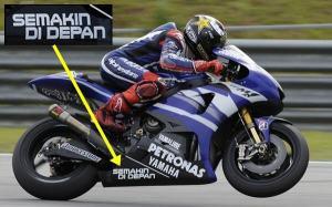 Yamaha Semakin di Depan Singindo