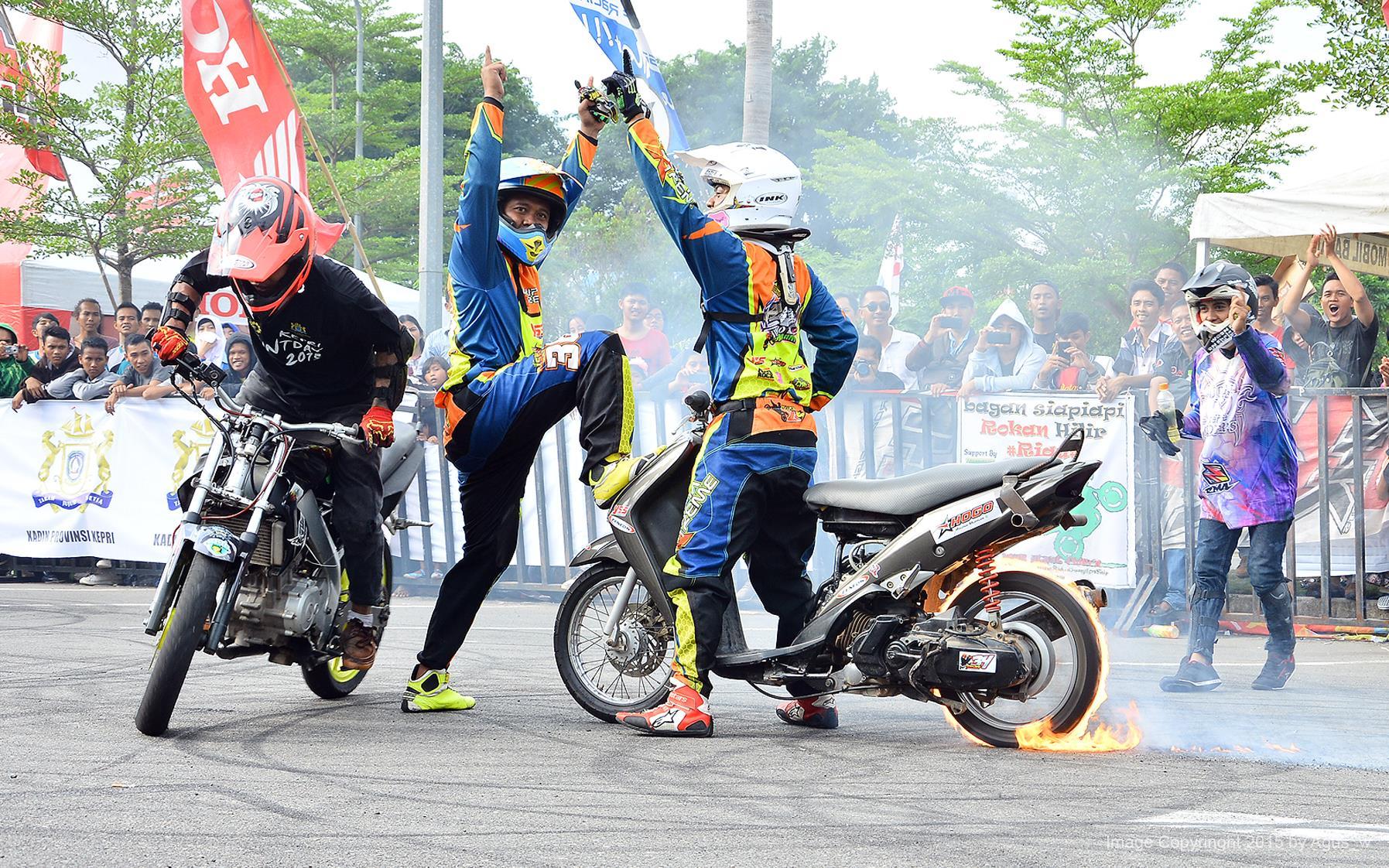 Kumpulan Variasi Motor Freestyle Terbaru Dan Terlengkap