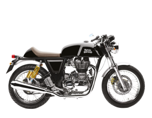 Royal Enfield Continental GT Black Singindo