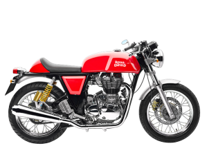 Royal Enfield Continental GT Red Singindo