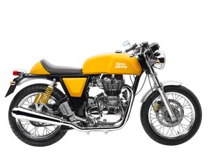 Royal Enfield Continental GT Yellow Singindo