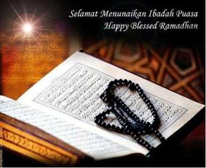 Selamat Menunaikan Ibadah Puasa Happy Blessed Ramadhan Singindo