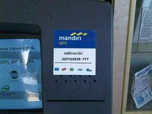Bank Mandiri - Singindo