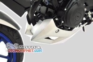 Yamaha MT-25 (Under cowl)