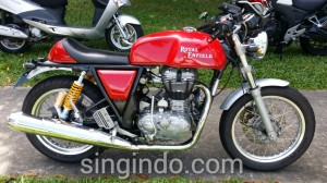 Royal Enfield - Singindo